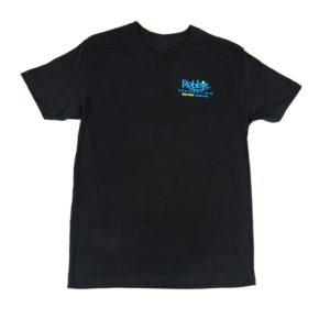 Robbie Foundation Black Shirt