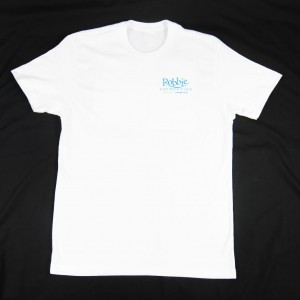 Robbie Foundation White T-Shirt