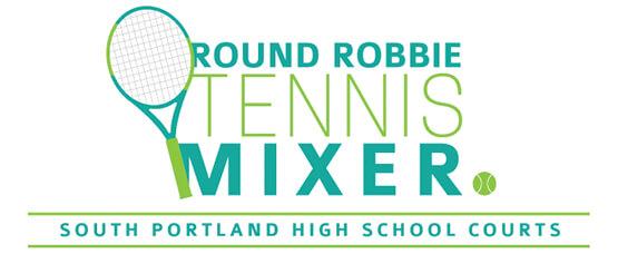 """2nd Annual Round """"Robbie"""" Tennis Mixer"""