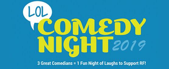 4th Annual LOL Comedy Night