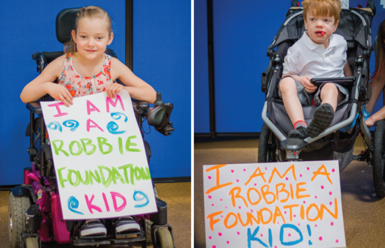 The Robbie Foundation Mission